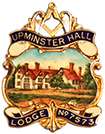 Upminster Hall Lodge No 7573 Logo