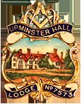 Upminster Hall Lodge No 7573 Logo